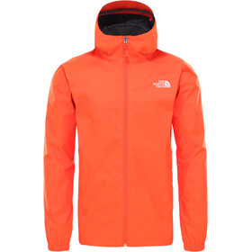 The North Face Quest Jacket Men acrylic orange